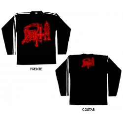 Death - Long Sleeve - Logo