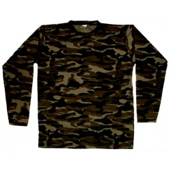 Long Sleeve Camuflada