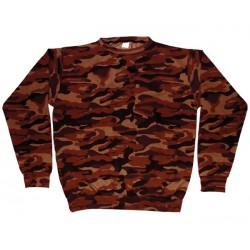 Sweat Shirt Camuflada