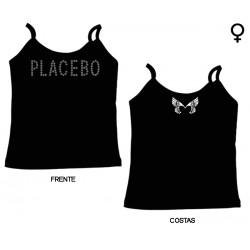 Placebo - Top de Mulher - Logo