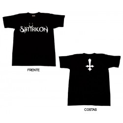 Satyricon - T-Shirt - Logo