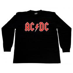 AC/DC - Long Sleeve - Logo