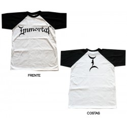 Immortal - T-Shirt - Logo