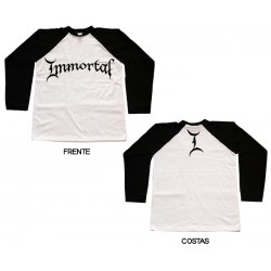 Immortal - Long Sleeve - Logo