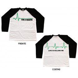 Type 0 Negative - Long Sleeve - Life is Killing Me