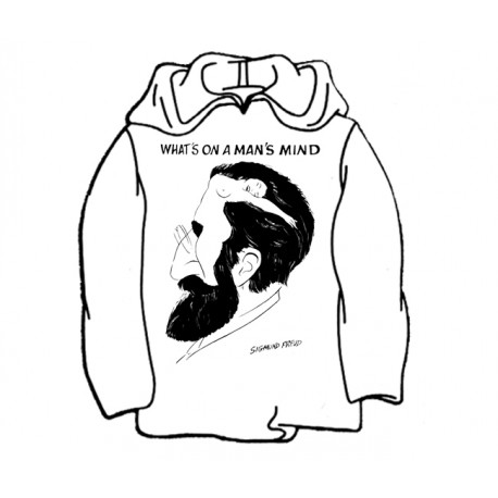 Sigmund Freud - Sweat - What´s on a Mind´s Mind