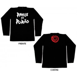 Ratos de Porão - Long Sleeve - Logo