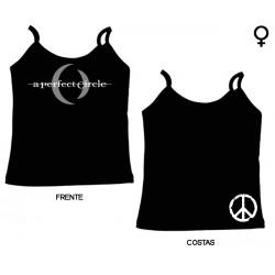 A Perfect Circle - Top de Mulher - Logo