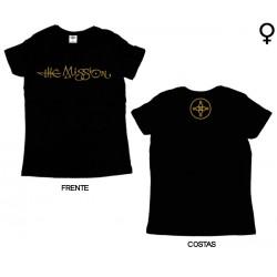 The Mission - T-Shirt de Mulher - Logo