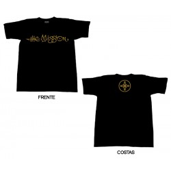 The Mission - T-Shirt - Logo