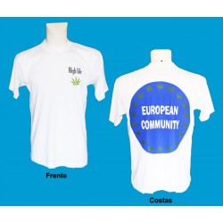 European Community - T-Shirt - High Life