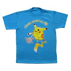 Pikatchu - T-Shirt - Gotta Smoke 'em All