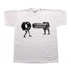Parafuso + Porca - T-Shirt - Imagem
