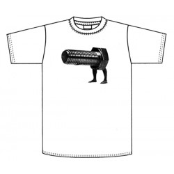 Parafuso - T-Shirt - Imagem