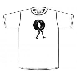 Porca - T-Shirt - Imagem
