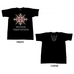 Within Temptation - T-Shirt - Logo