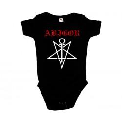 Abigor - Body de Bebé - Logo