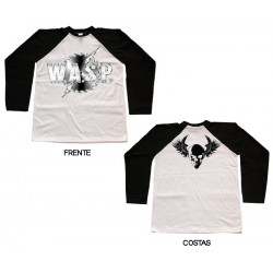 W.A.S.P - Long Sleeve - Logo