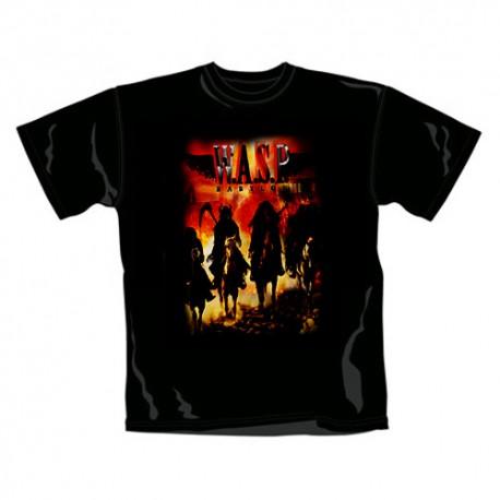 W.A.S.P - T-Shirt - Babylon