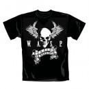 W.A.S.P - T-Shirt - Skull