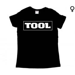 Tool - T-Shirt de Mulher - Square Logo