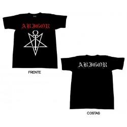 Abigor - T-Shirt - Logo