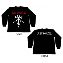 Abigor - Long Sleeve - Logo