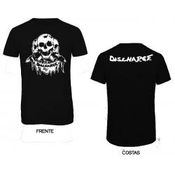 Discharge - T-Shirt - Skull