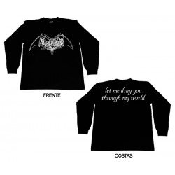 Tiamat - Long Sleeve - Let Me Drag You Through My World