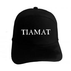 Tiamat - Chapéu - Logo