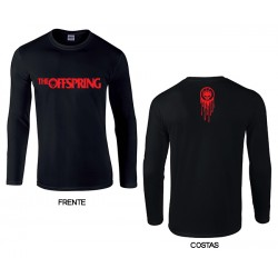 The Offspring - Long Sleeve - Flame Logo