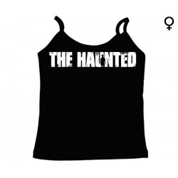 The Haunted - Top de Mulher - Logo