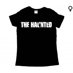 The Haunted - T-Shirt de Mulher - Logo