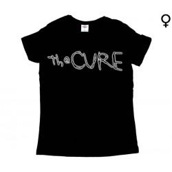 The Cure - T-Shirt de Mulher - Logo
