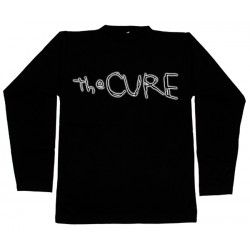 The Cure - Long Sleeve - Logo