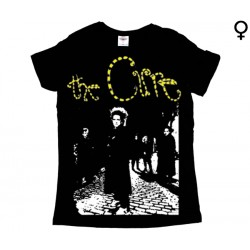 The Cure - T-Shirt de Mulher - Photo