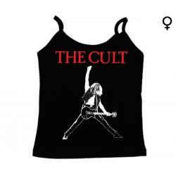The Cult - Top de Mulher - Guitar Player