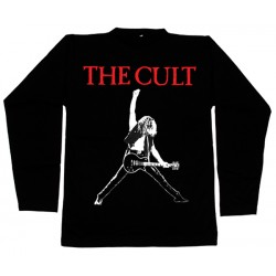 The Cult - Long Sleeve - Guitar Player