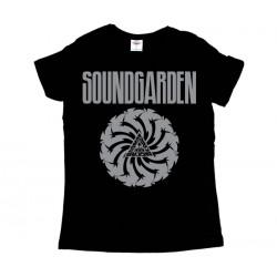Soundgarden - T-Shirt de Mulher - Logo