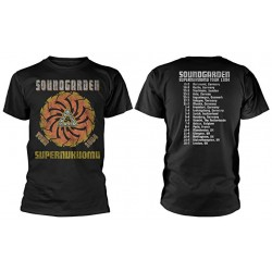 Soundgarden - T-Shirt - Superunknown Tour 94