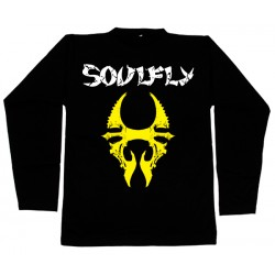 Soulfly - Long Sleeve - Logo