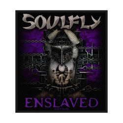 Soulfly - Patch - Enslaved