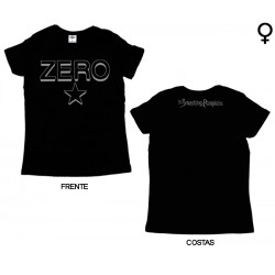 Smashing Pumpkins - T-Shirt de Mulher - Zero