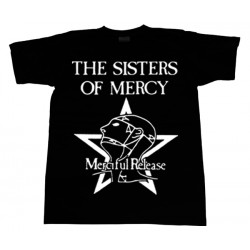 Sisters of Mercy - T-Shirt - Merciful Release