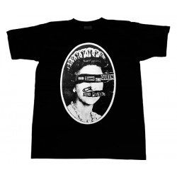 Sex Pistols - T-Shirt - God Save The Queen