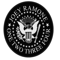 Ramones - Patch - Seal