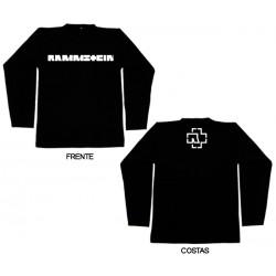 Rammstein - Long Sleeve - Logo
