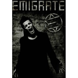 Rammstein - Poster - Emigrate
