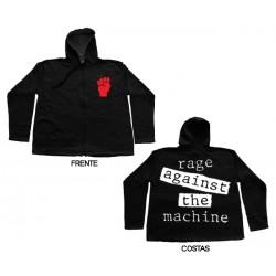 Rage Against The Machine - Casaco - Logo