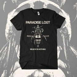 Paradise Lost - T-Shirt - Believe In Nothing